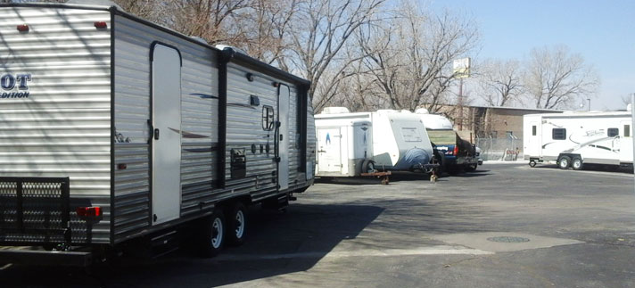 Omaha RV Storage